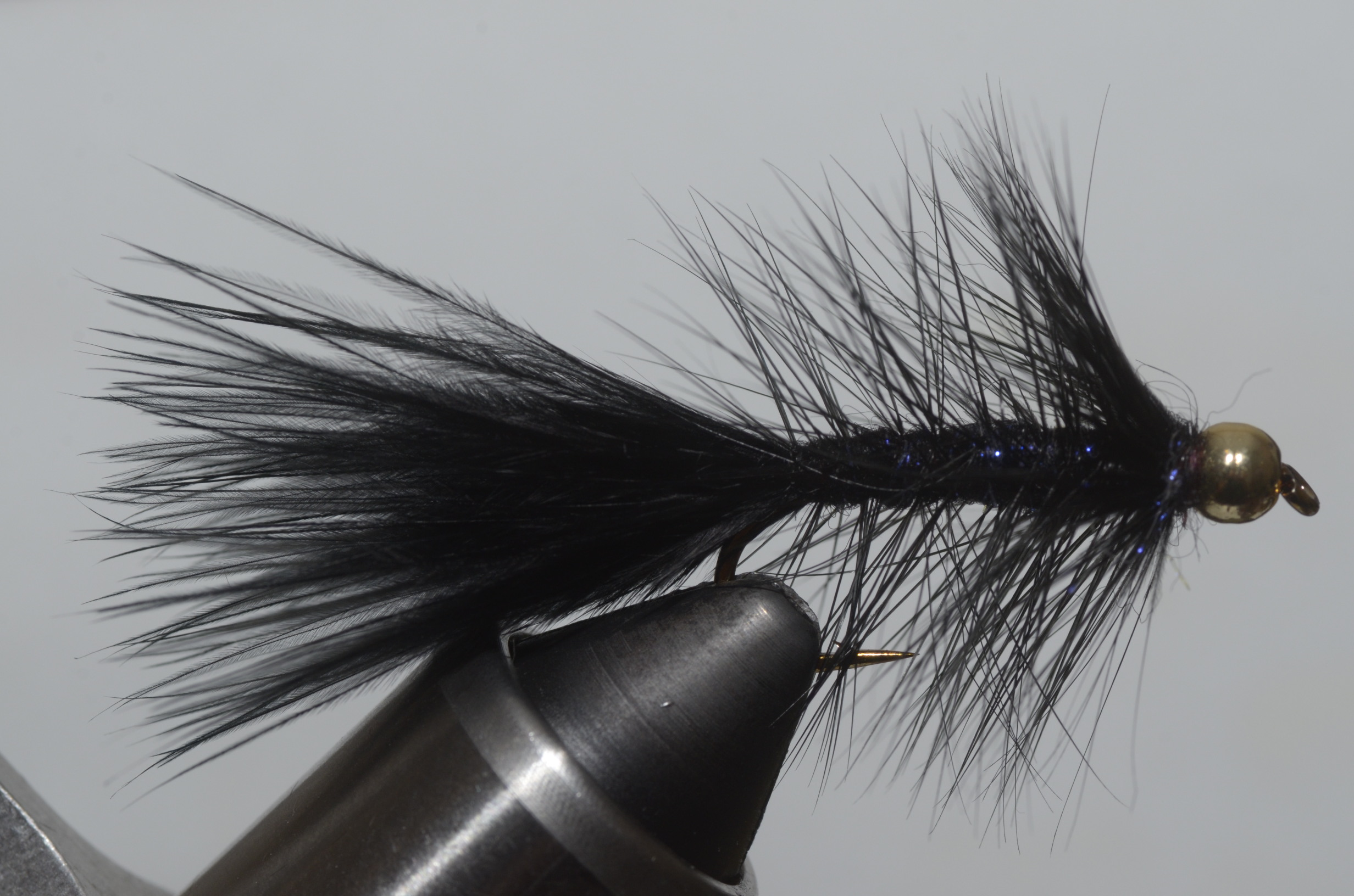 how to fish a wooly bugger on a fly rod