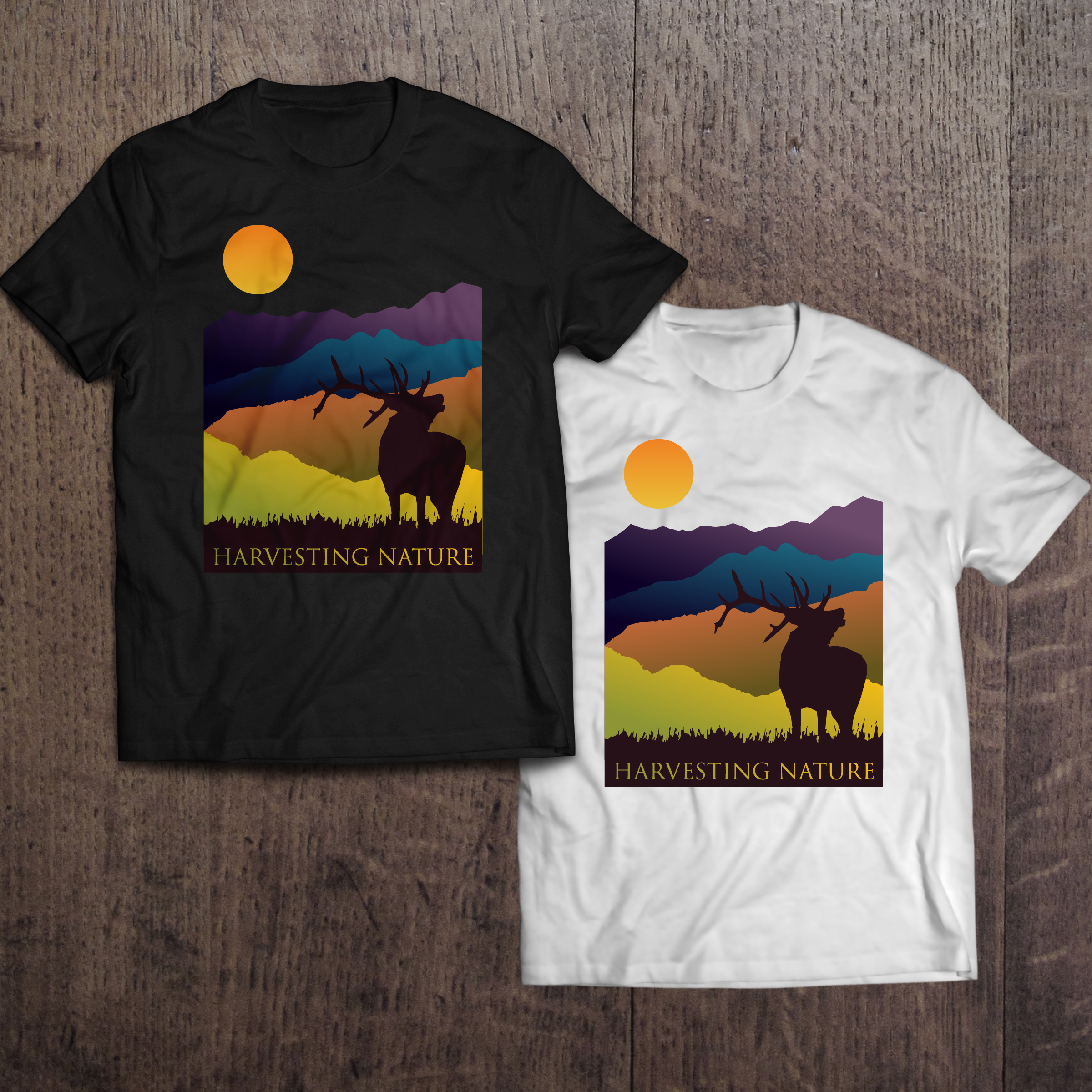 765beb2cd More Than the Mountains are Calling – New Shirt Design | Harvesting ...